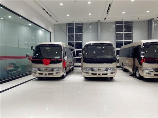 丰田考斯特价格配置 考斯特多少钱