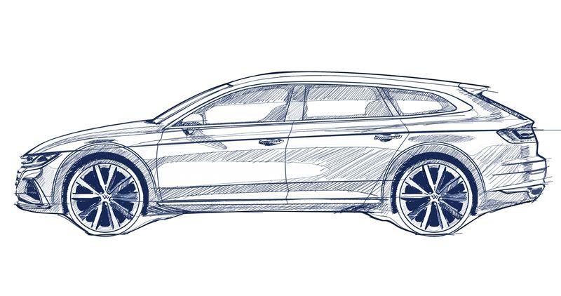 新CC獵裝車及新CC正式下線 將于年內上市