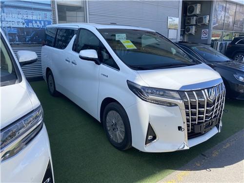 新款丰田埃尔法配置埃尔法新车售价_车讯网chexun.com-车讯网