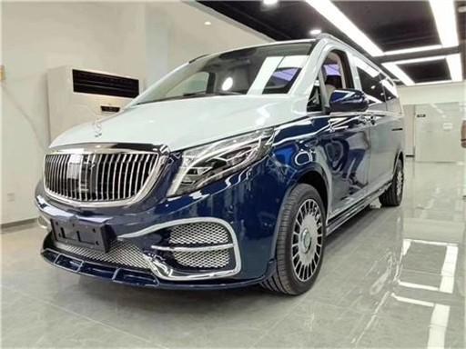 奔驰V260L商务车迈巴赫版活动来袭 _车讯网chexun.com-车讯网