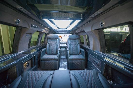 GMC商务车价格G750较低顶款可入地库