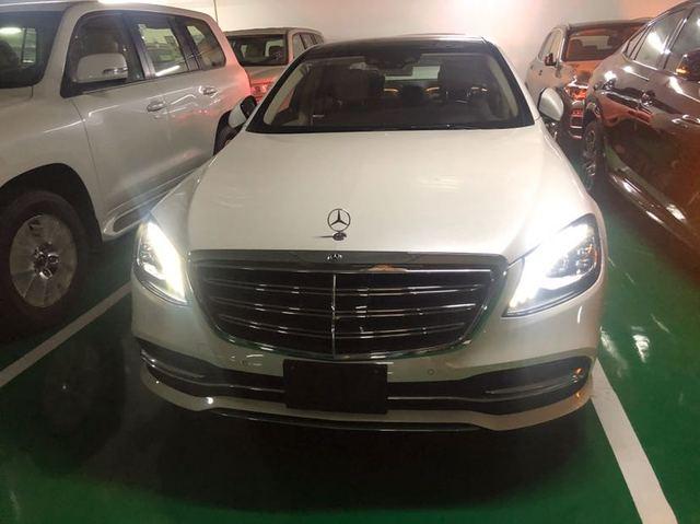 进口2020款奔驰S450加长版轻松畅享旅行_车讯网chexun.com-车讯网