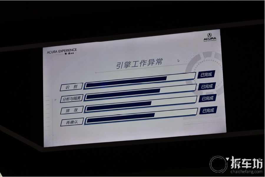 广汽Acura售后服务技术竞赛 打造匠心精神