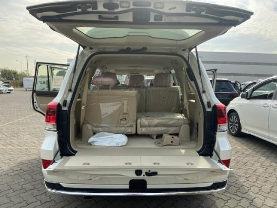 天津港口酷路泽5700VXS底升版今日价格优惠3万送礼包