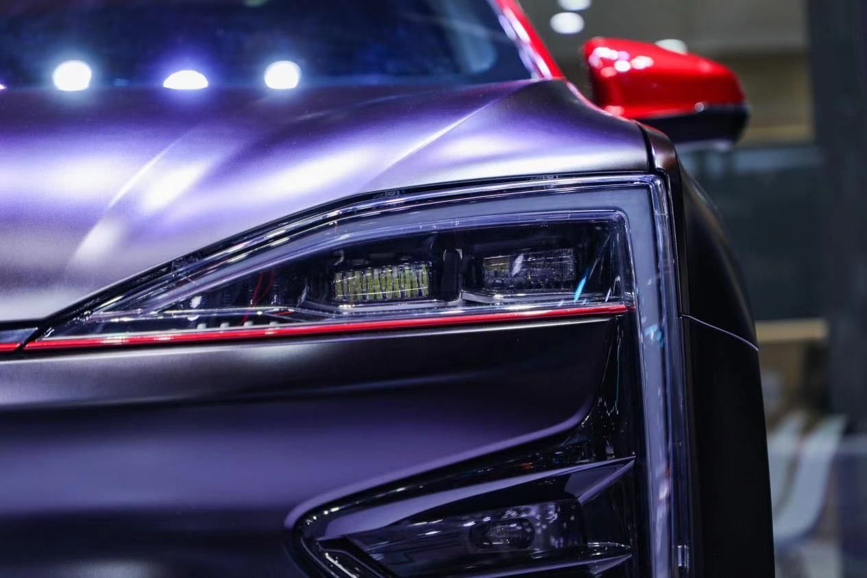 用户利益为先,首次参加广州车展的广汽蔚来刷新服务新标杆