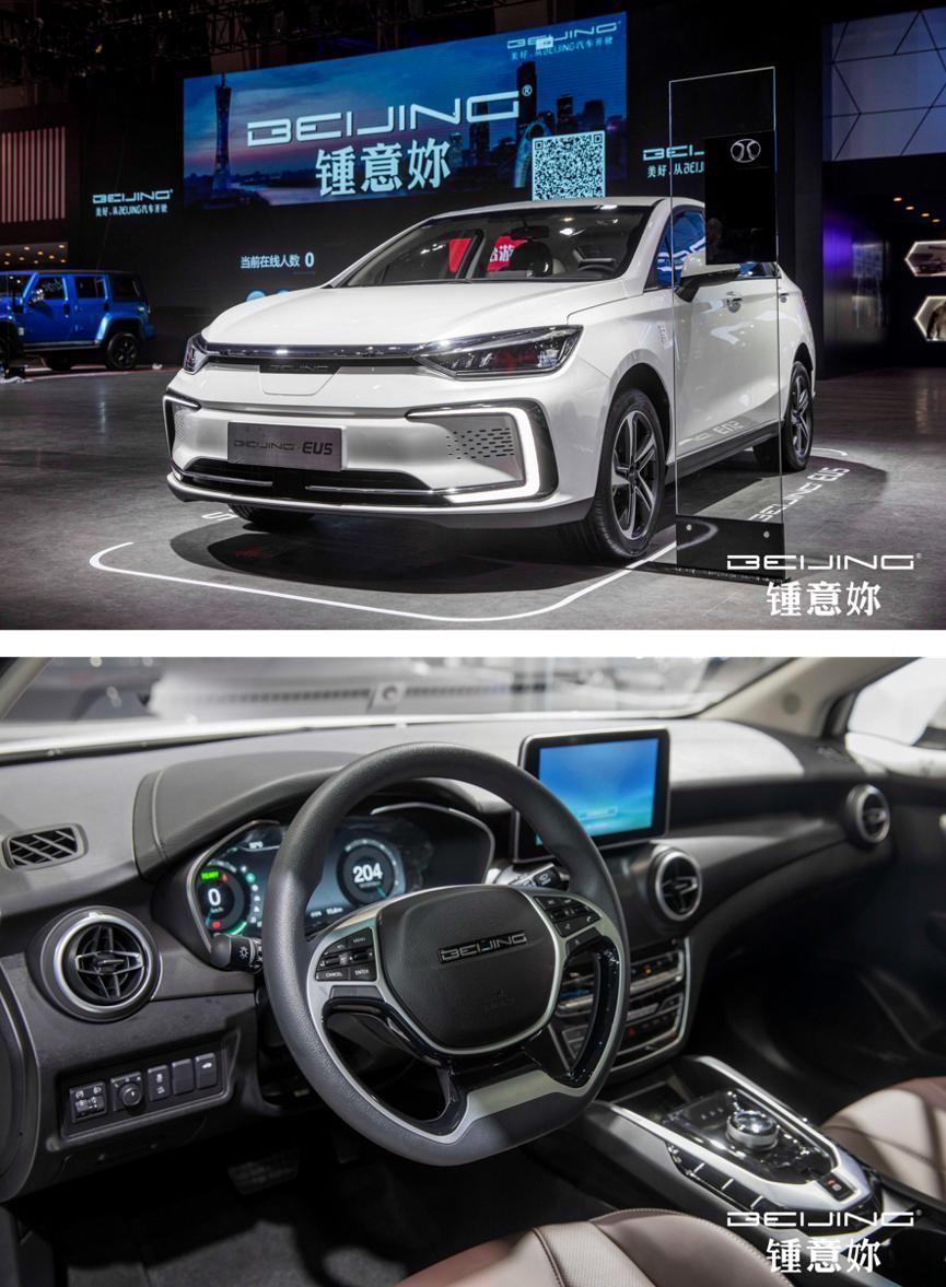 BEIJING-X7领衔BEIJING汽车亮相广州车展