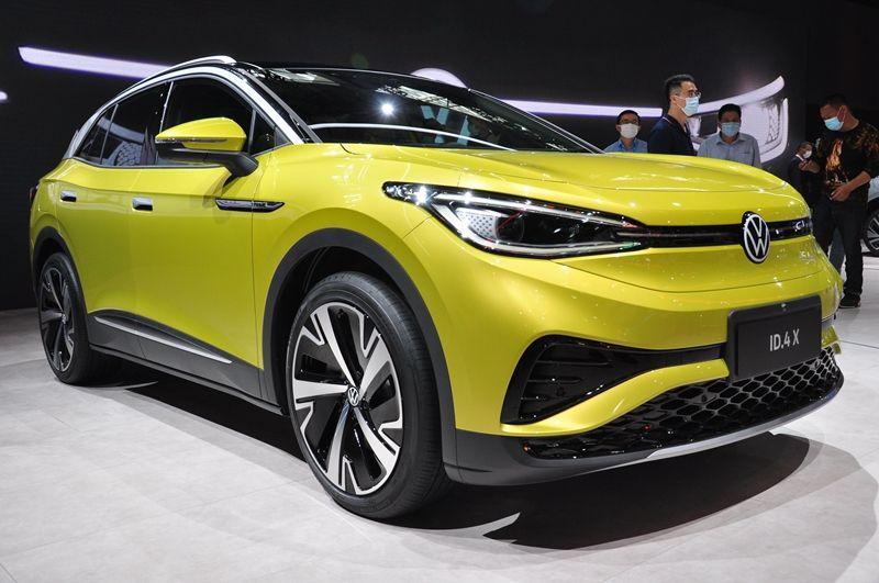 大众汽车ID.4纯电动SUV所需电机在天津投产