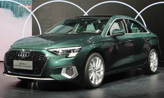 盘点2021年将要上市的奥迪新车,A3家族有望下月上市