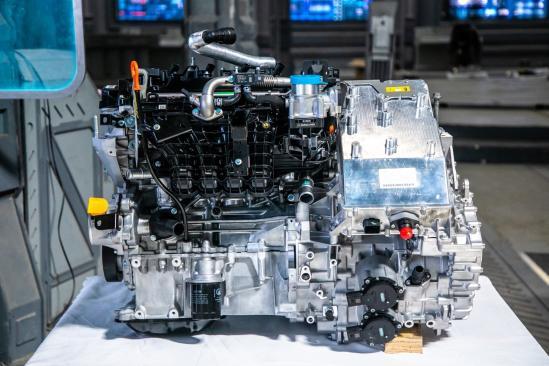 """解密""""节油50%""""科技,长城汽车柠檬混动DHT全球首次拆解"""