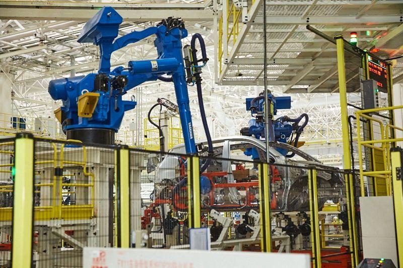 含金量究竟有多高 凯翼汽车智慧工厂背后故事