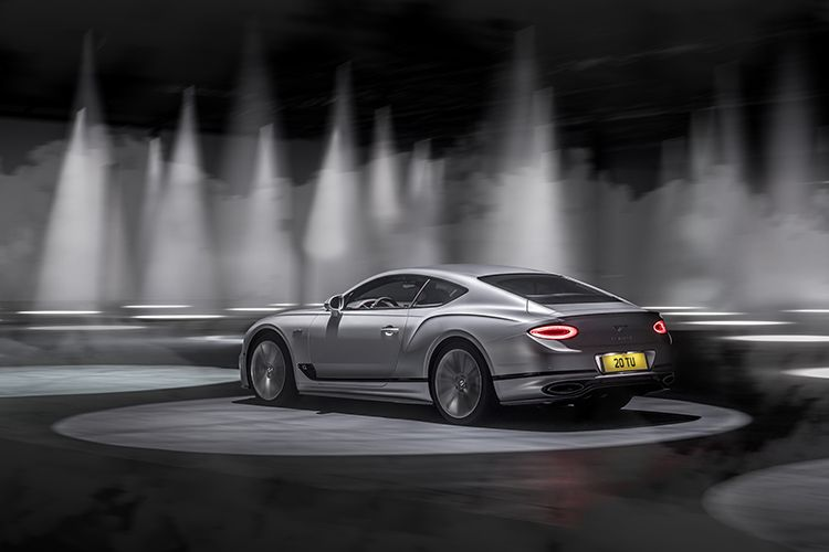 百公里加速3.6秒 宾利欧陆GT极速版正式发布