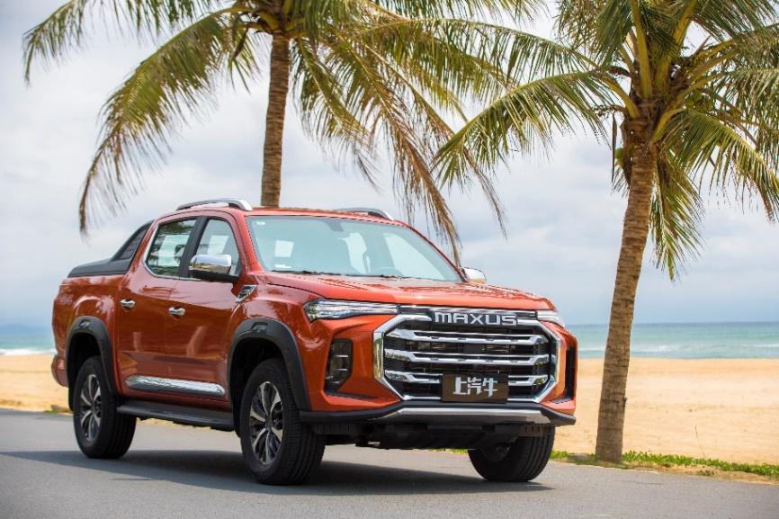 500牛米的全能皮卡 上汽大通T90多国同步上市