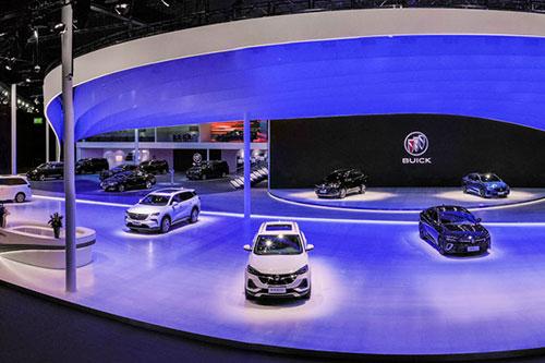 上汽通用:昂科威Plus及威朗Pro GS全球首發