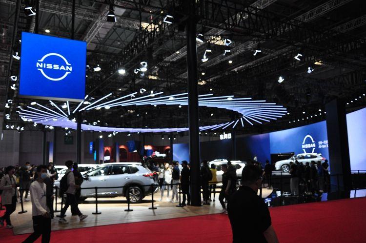 日产汽车展示全新一代奇骏 2021年下半年上市