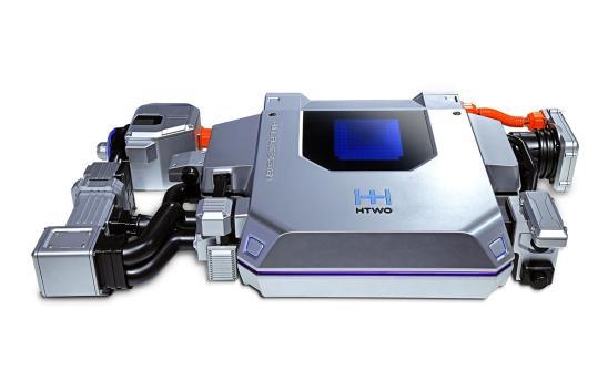 「韓系動向486」671馬力!現代發布氫燃料電池超跑Vision FK