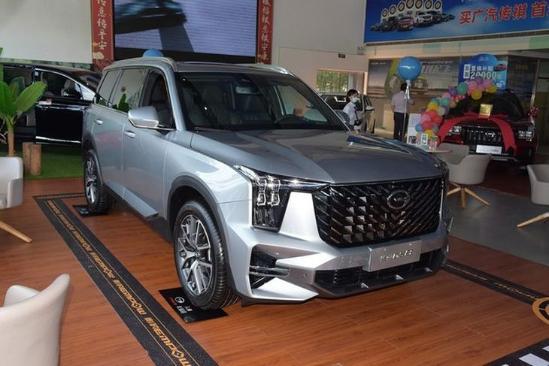 全新廣汽傳祺GS8現已到店 首次搭載豐田混動系統