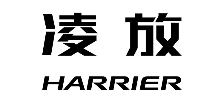 """豐田最美SUV來了!漢蘭達同平臺,HARRIER中文命名""""凌放"""""""