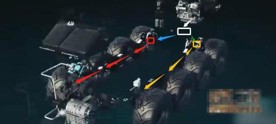 独家:增程混动?研判2代6轮驱动山车族技战术状态
